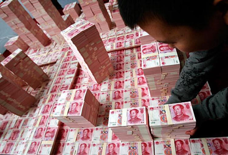 China Injects Hundreds Of Billions In Liquidity To Offset Yuan Intervention