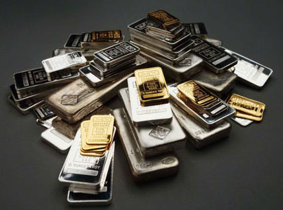 India Precious Metals Import Explosive – August Gold 126t, Silver 1,400t