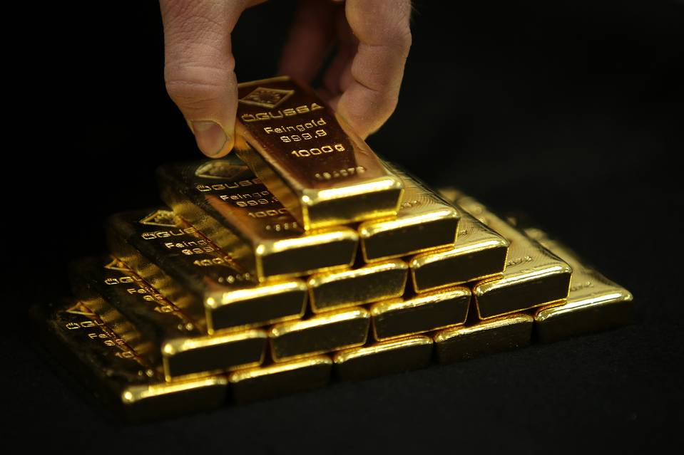 JP Morgan Loses 45% Of Registered Gold Stock In One Day