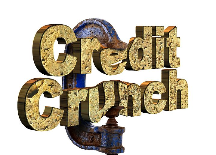 Equity Markets and the Bank Credit Contraction