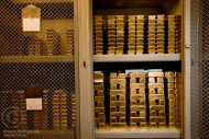 JPMorgan's Vault Is One Withdrawal Away From Running Out Of Deliverable Gold