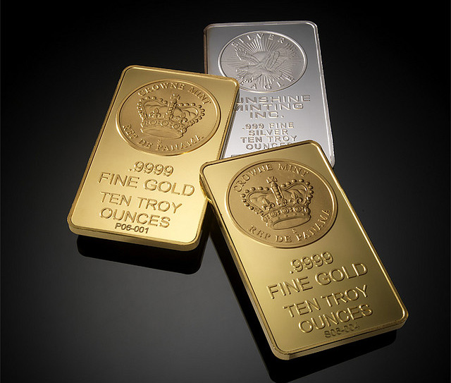 Conspiracy Facts Show Gold and Silver Prices Have to Rise