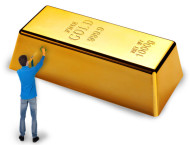 Will Gold Prices Finish 2015 with a Gain?