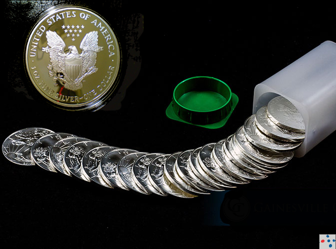 Acute Silver Coin Shortage as Demand Hits the Roof