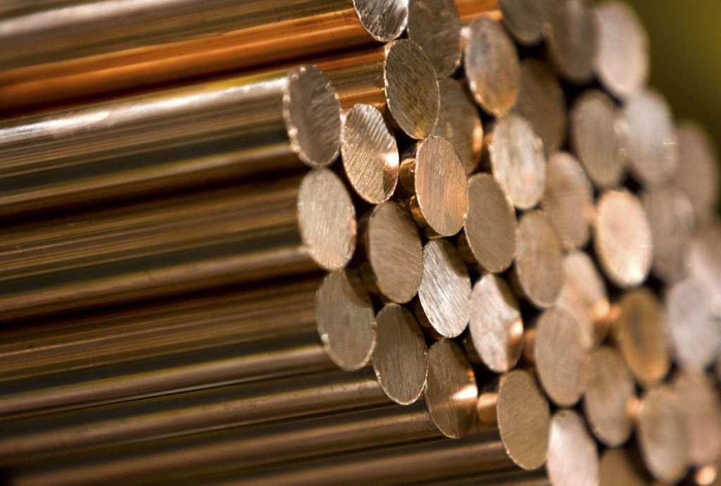 Copper Hits Fresh Lows Not Seen Since March 2009