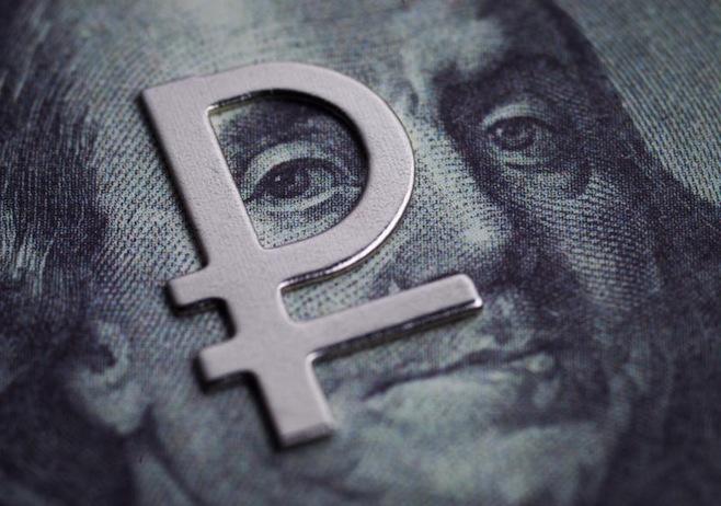 Russia's Dollar De-Dollarization May Have Begun