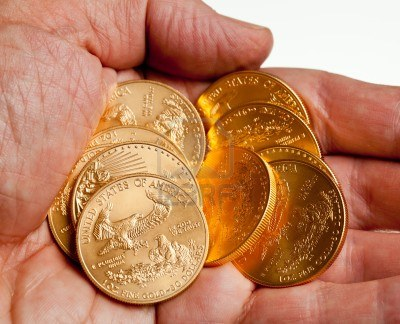 US Mint Sells Nearly As Much Gold On First Day Of 2016 As All Of January 2015