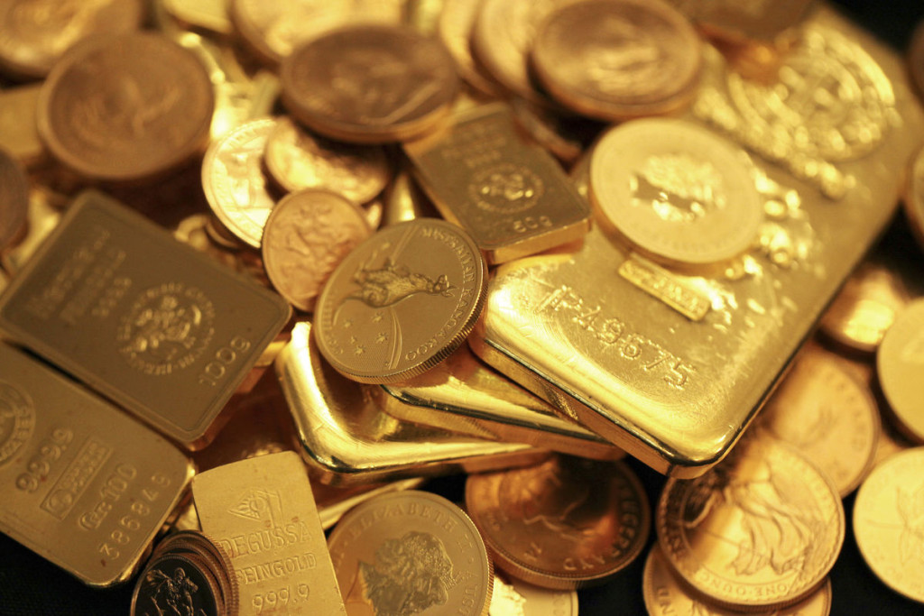 Gold To $1,400 As Faith In Central Banks Is Lost: Jeff Gundlach