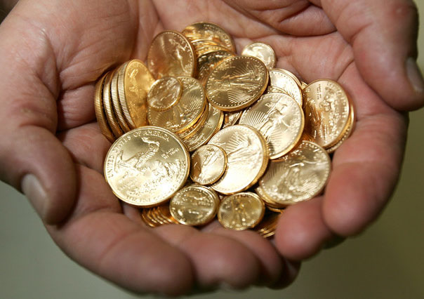 The Only Way to Buy Gold Without the Government Tracking You
