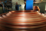For Copper Prices - It's Been a Bad Few Years