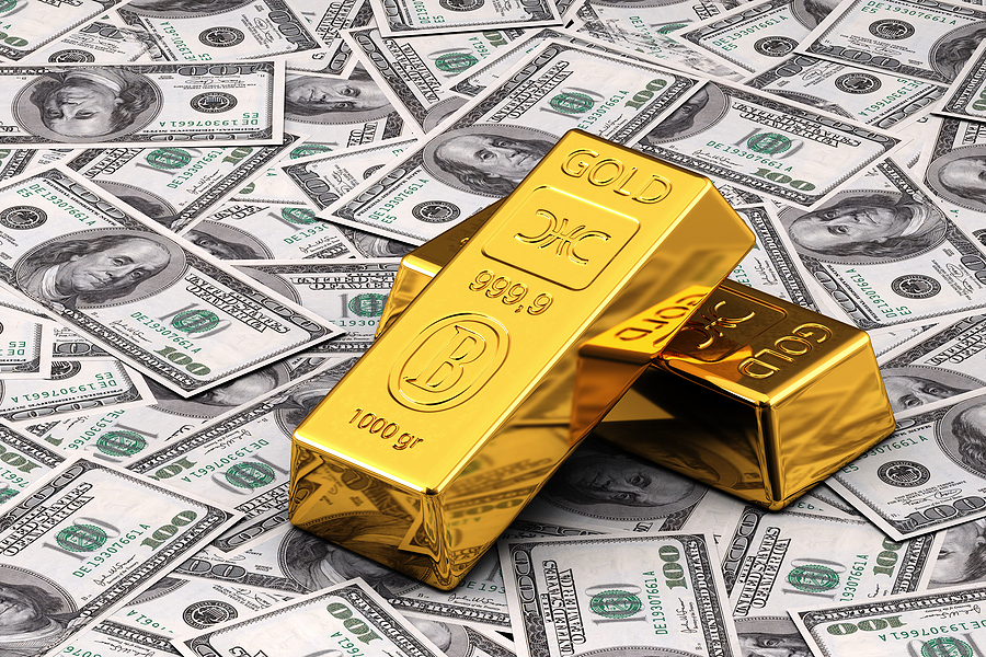 Is The Dollar Gold Price Controlled By Jpm In Cooperation With Bis