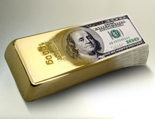 Gold and the US Monetary Base Signal the Greatest Depression