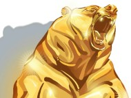 Kiss the Gold Bear Goodbye (But Wear a Helmet). . .