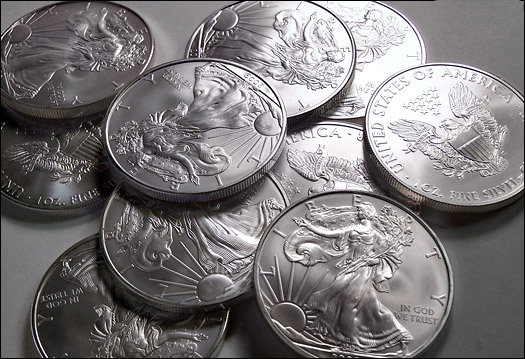 Here's How $50.00 Silver Prices Could Soon Be In The Rearview Mirror