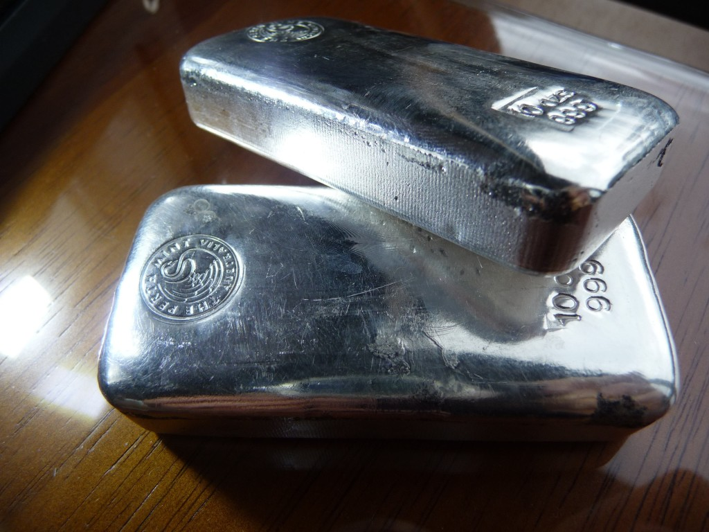 "Silver Prices - The ""Five Year Plan"" and the Great Leap Forward"