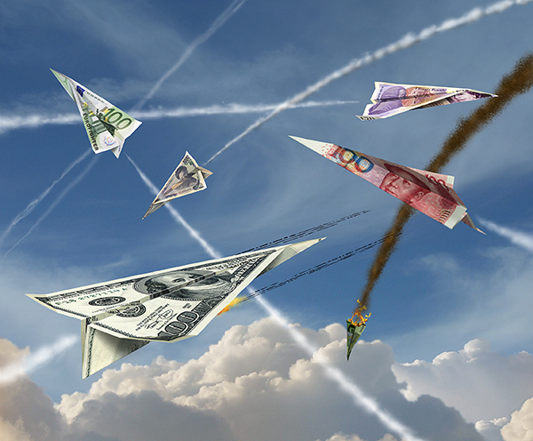 We're Near a Major Turning Point in the Currency Wars