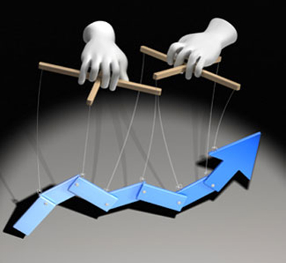 Rigging the forex market