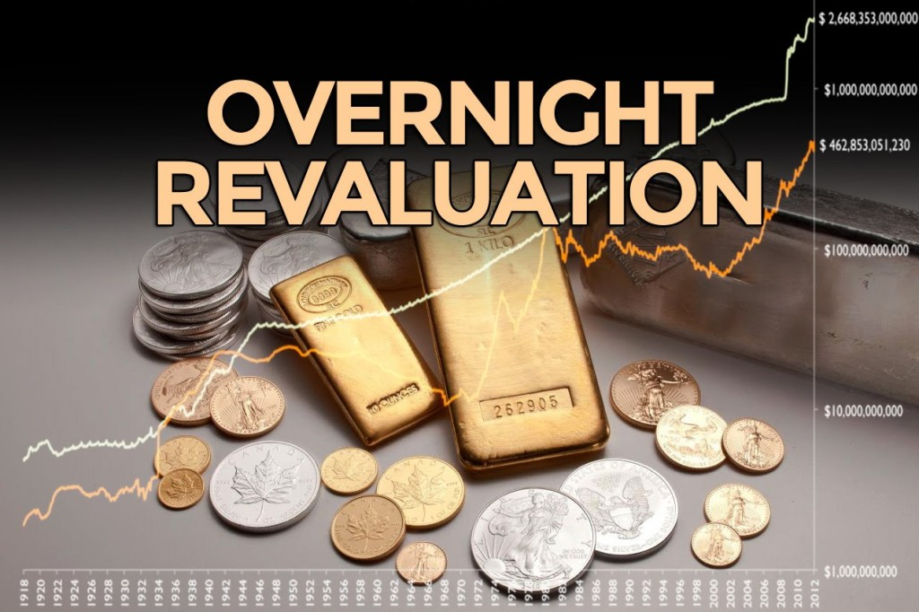 Gold Revaluation Could Transform Your Financial Status