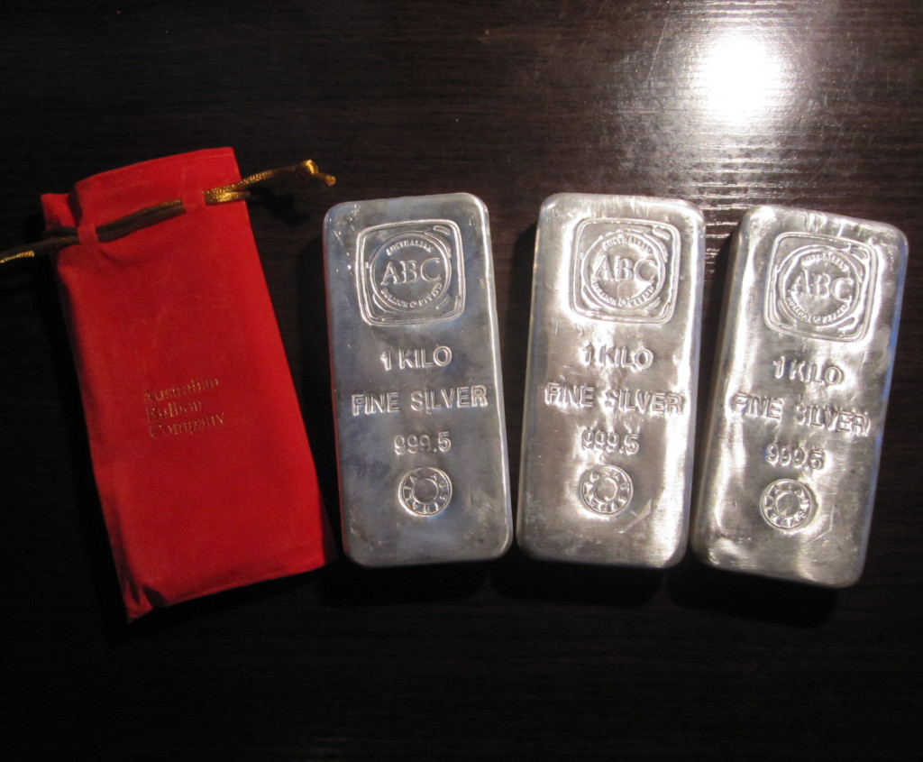 A New Player In The Silver Market Pushes JP Morgan Aside