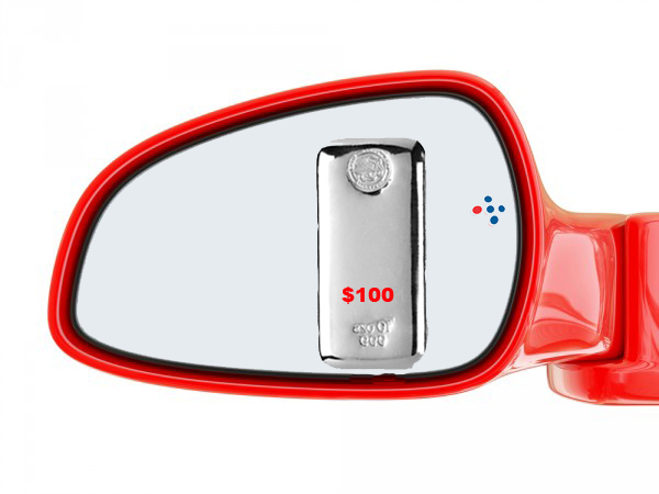 Won't be Long Before You See $100 Silver Prices in the Rear-View Mirror - Here's How...