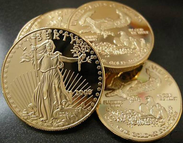 American Gold Eagle - Gold Coin Sales Soar Over 200%