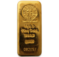 Gold Warns of Impending Monetary System Collapse