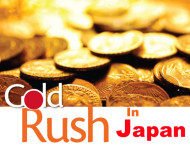 Now It's The Japanese Savers That Are Flooding Into Gold Bullion