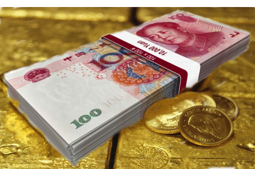 Yuan slated to enter IMF's SDR - Will Gold too Emerge as a Leading Currency?