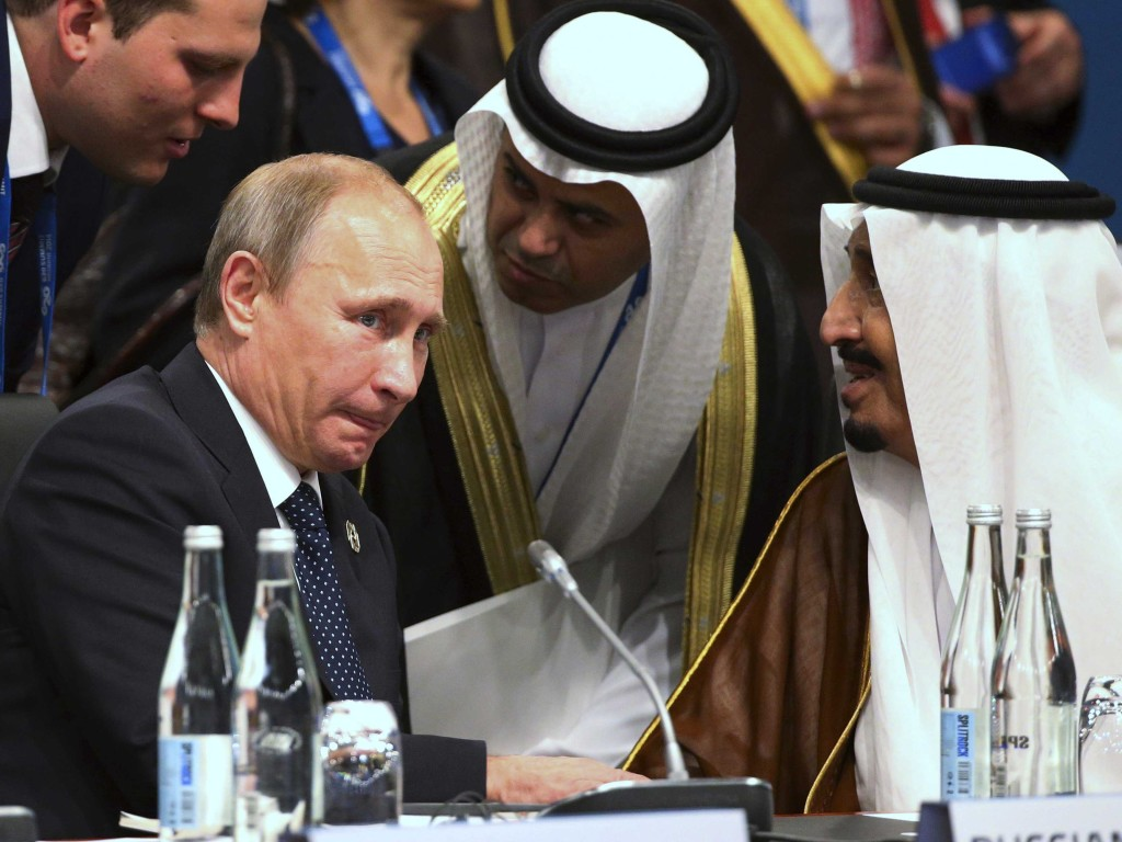 Is Putin's Support For An OPEC Freeze A Game Changer for Crude?