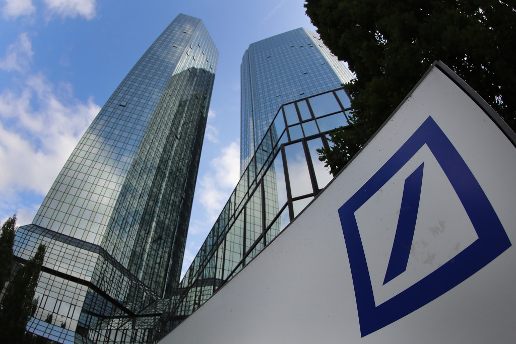 Deutsche Bank Collapse - Was Why Germans Were Told To Prepare For A Crisis
