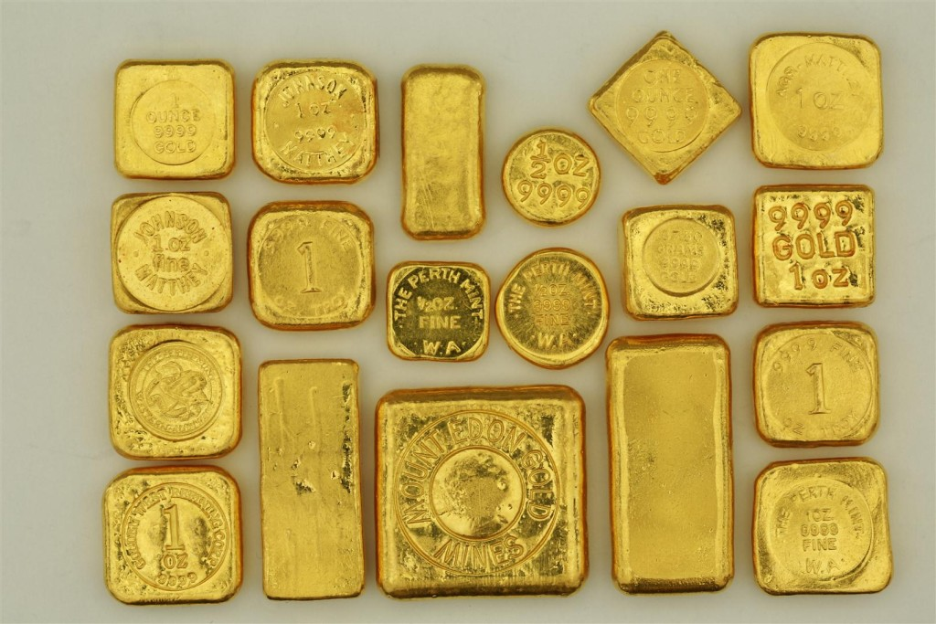 Gold Bullion Flows Reverse Back Into The West What Does It Mean