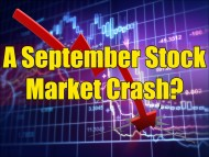 History Says Markets Could Crash in the Cruelest Month - September