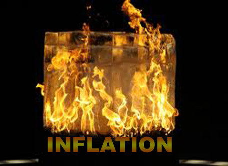 Is Inflation Caused by Rises in Commodity Prices or by a Deliberate Act of Currency Debasement?
