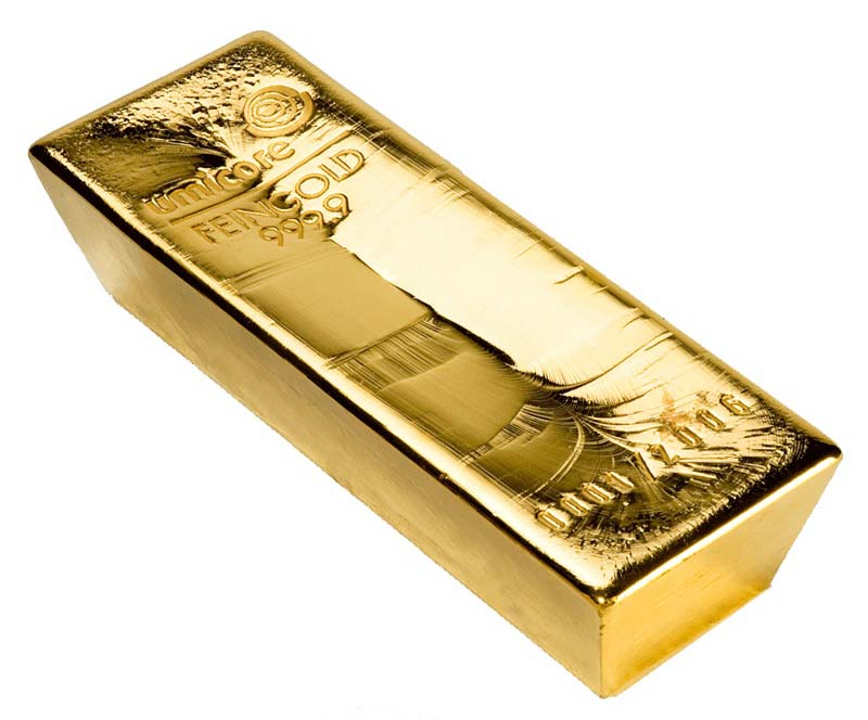 I Buy Gold as it's Cheap & Central Bankers are Weakening Paper Currencies