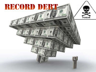 American Consumer Debt Over $4.1 Trillion - Last Debt Bubble Peak was at $2.5 Tn