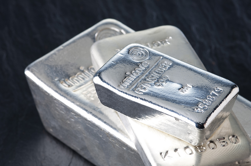 Silver Market Set Up For Much Higher Price Move Than Gold