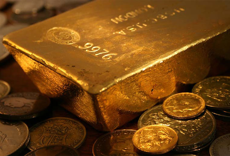Gold Trapped Between $1220 - $1180; India's Gold Demand Key