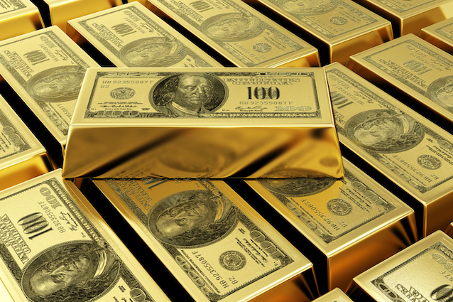 Replace Us Dollar With Gold As Global Currency Make America Great Again Trump
