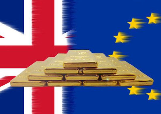 Secure Wealth with Gold as Brexit moves from a Concept to a Reality
