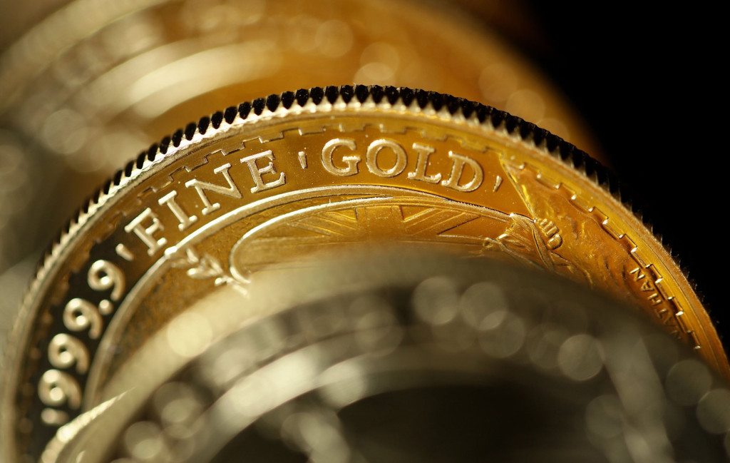 Gold Prices Pullback, But Gold Bulls Have Nothing to Worry About