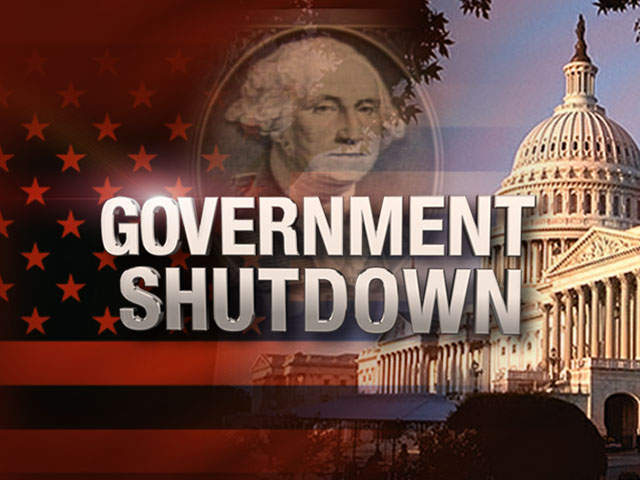A Government Shutdown Could Change The Picture For Gold