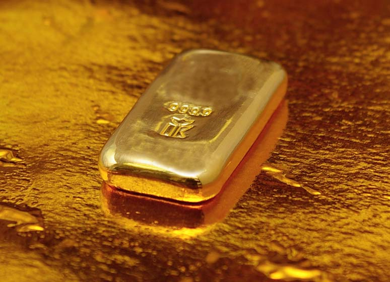 High Uncertainty Makes This Completely Certain: High Gold Prices