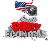 Bankrupt America: Interest On Debt Alone Approaches A TRILLION Dollars