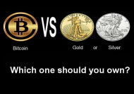 GOLD, SILVER or BITCOIN - Where Would You Prefer Investing?