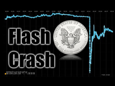 What may have Caused the Flash Crash in Silver Prices