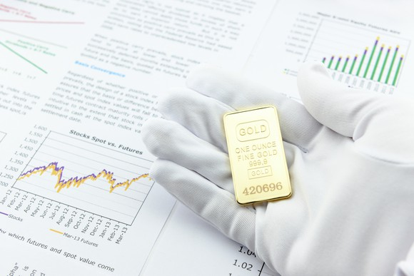 Gold Prices to soon test Overhead Resistance for a Massive Breakout Beyond