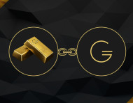Blockchain to Replicate the Reliability of Gold via a Cryptocurrency called GOLD
