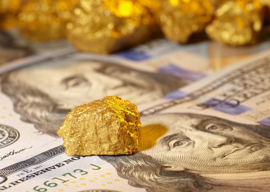 Dollar nowhere near Bottoming out, Gold nowhere near Topping out