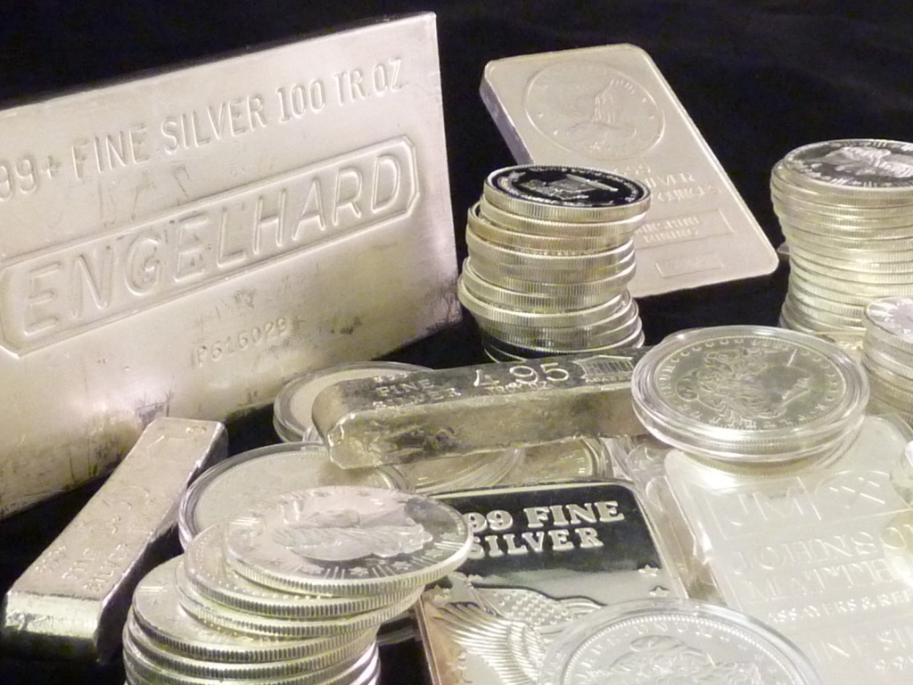 Silver - The Market's Stepchild will have a Major Move before the Month is Out