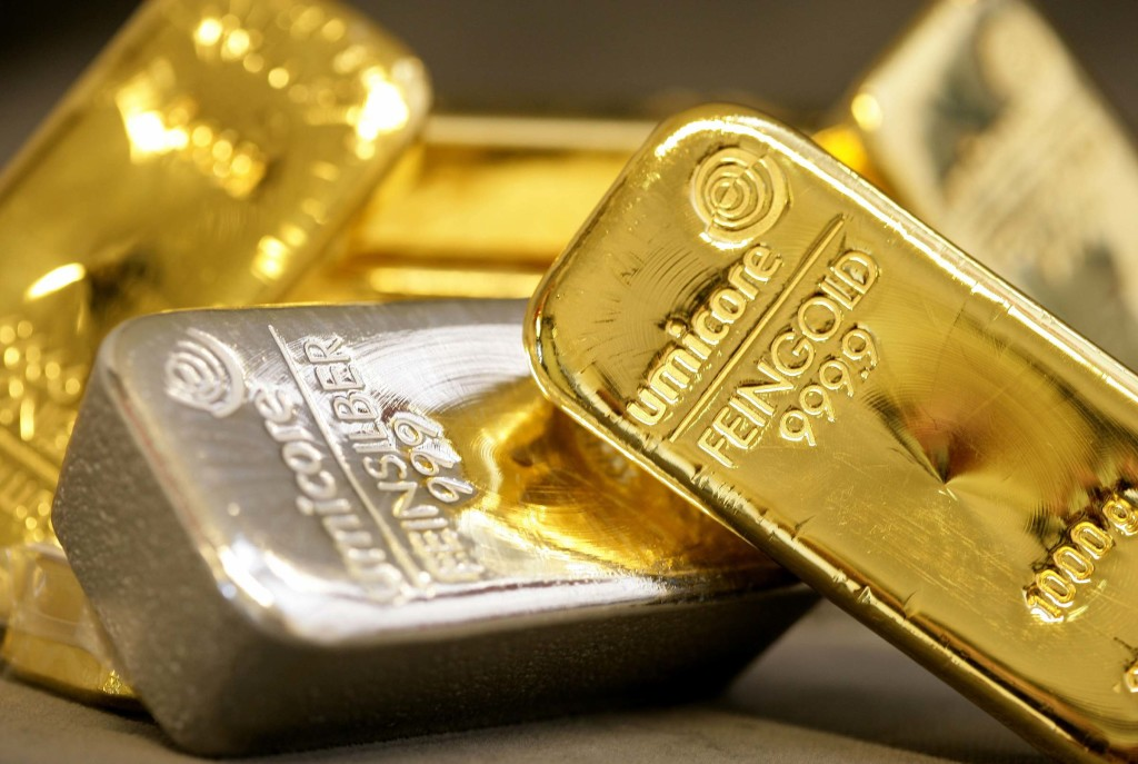 Gold and Silver Bounce Up On Short Covering, Is Safe-Haven Demand or Speculation Driving It